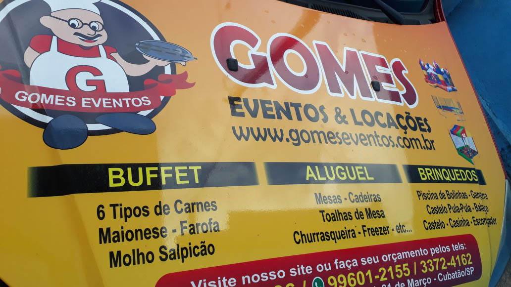 Gomes Eventos e Buffet Cubatão
